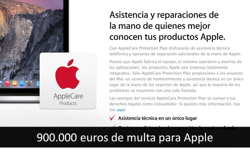multa-apple-applecare