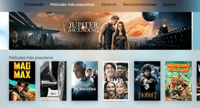 Apple descarta lanzar su propio servicio de streaming para el Apple TV2