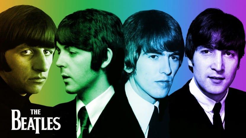 Beatles-Apple Music-0