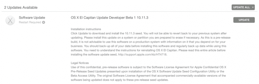 El Capitan-OS X-10.11.3-beta-1
