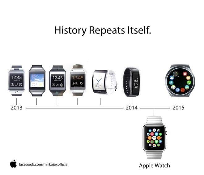 Lo que Samsung copió de Apple44