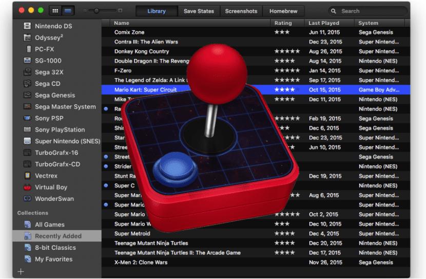 OpenEmu-actualización-nintendo 64-playstation-0