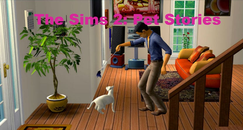 The Sims 2: Pet Stories