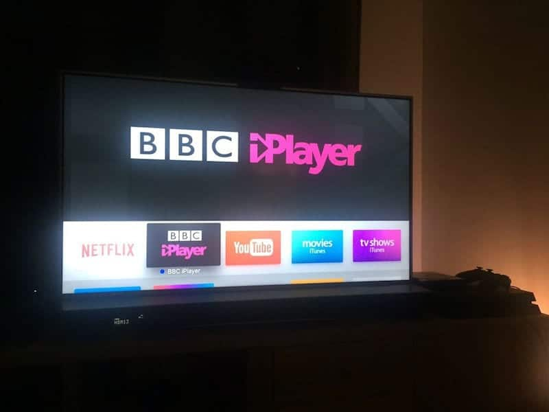bbc iplayer apple tv 4