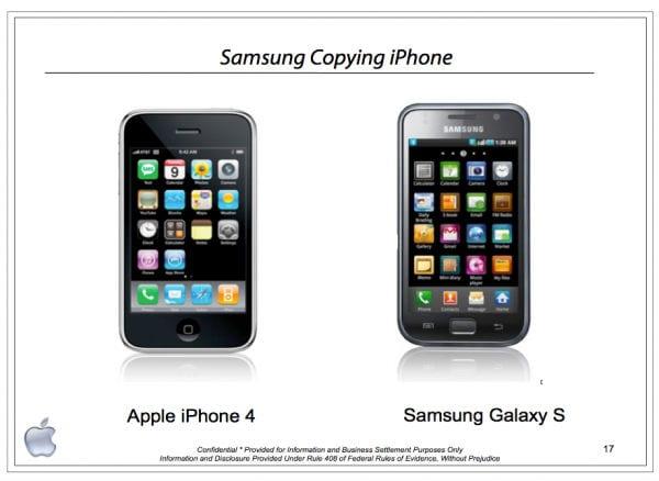 copia iphone samsung