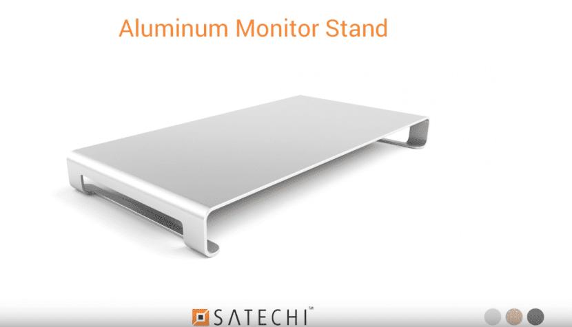 Aluminum monitor stand-satechi-1