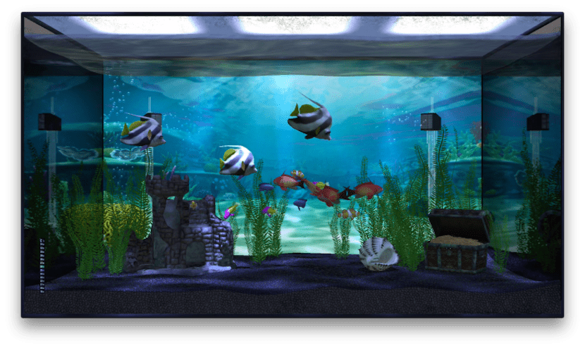 Aquarium-en-apple-tv