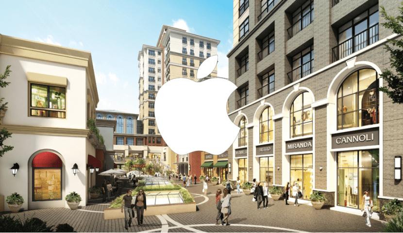 Emaar-apple store-1