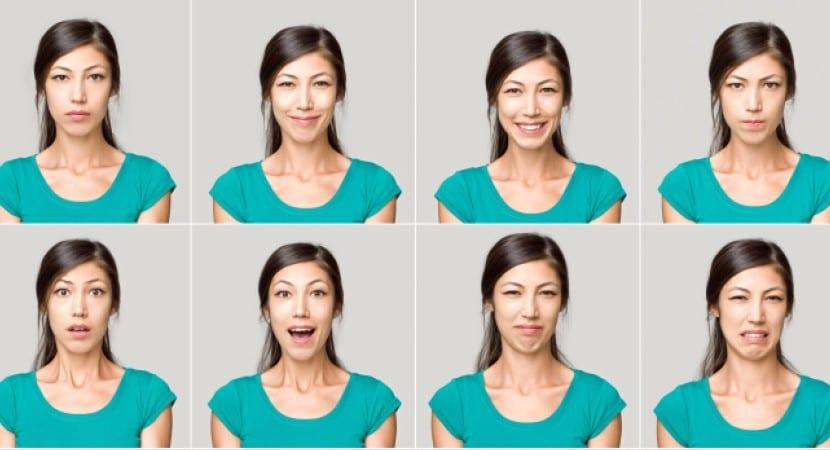 Reconocimiento facial basado en web
