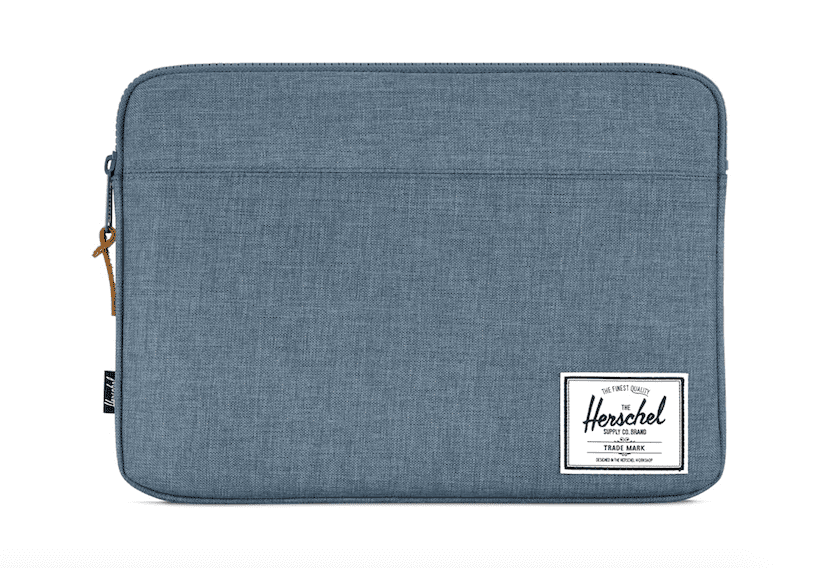 Funda Anchor de Herschel Supply-gris