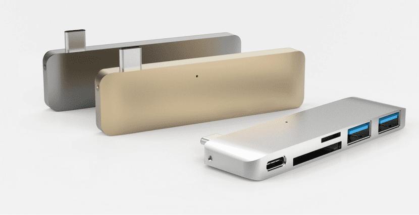 HUB-USB-C