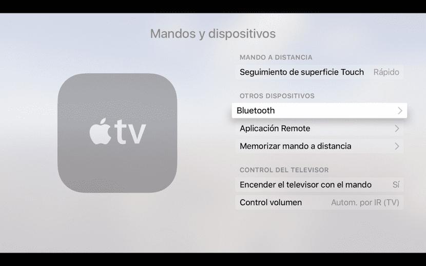 Menú-AppleTV-Mandos-bluetooth