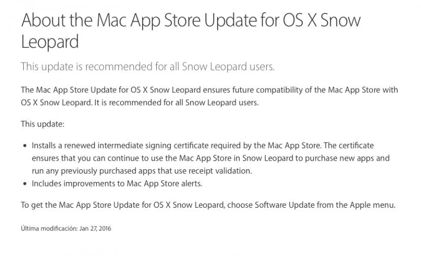 Snow Leopard-actualización-0