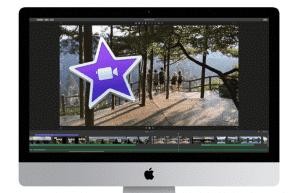 iMovie iMac