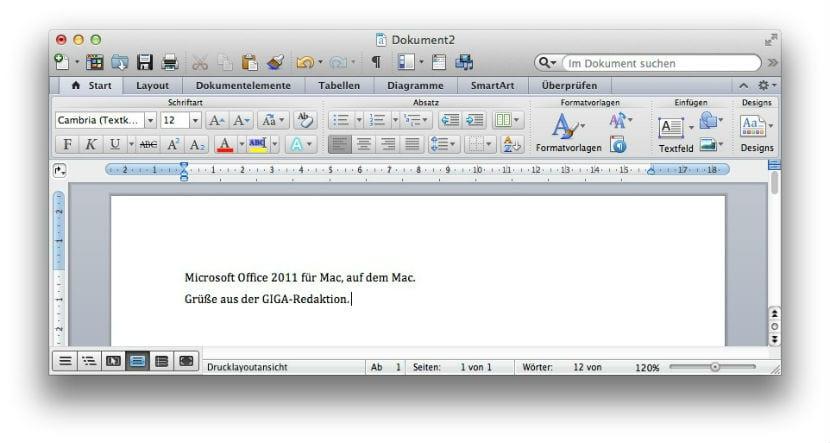 word mac
