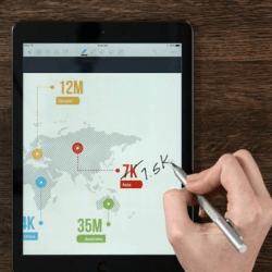 Adonit anuncia nuevos stylus haciendo frente al Apple Pencil