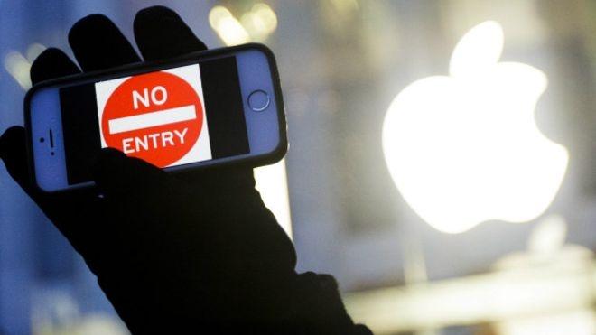 Apple dice no al fbi