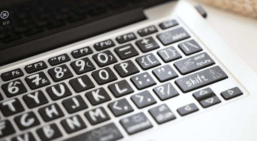 Vinilo-teclado-MacBook-detalle
