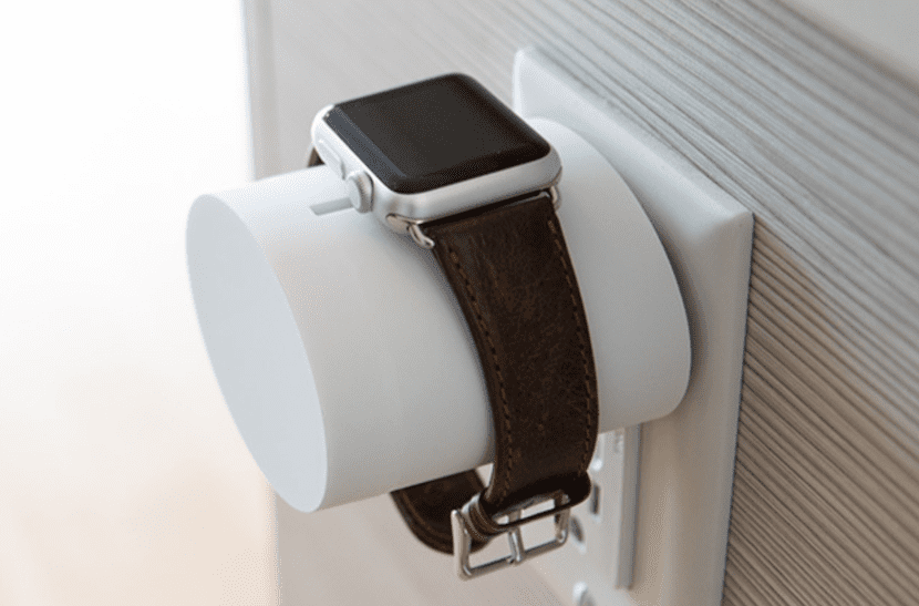 Wall-stand-charger