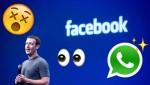 WhatsApp tendrá una actualización que integra la app con Facebook entre otras novedades