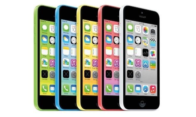 iPhone 5c que el FBI quiere acceder