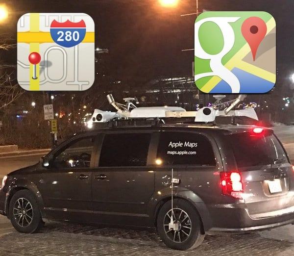 iOS 10 podría incluir su versión de Google Street en Mapas2