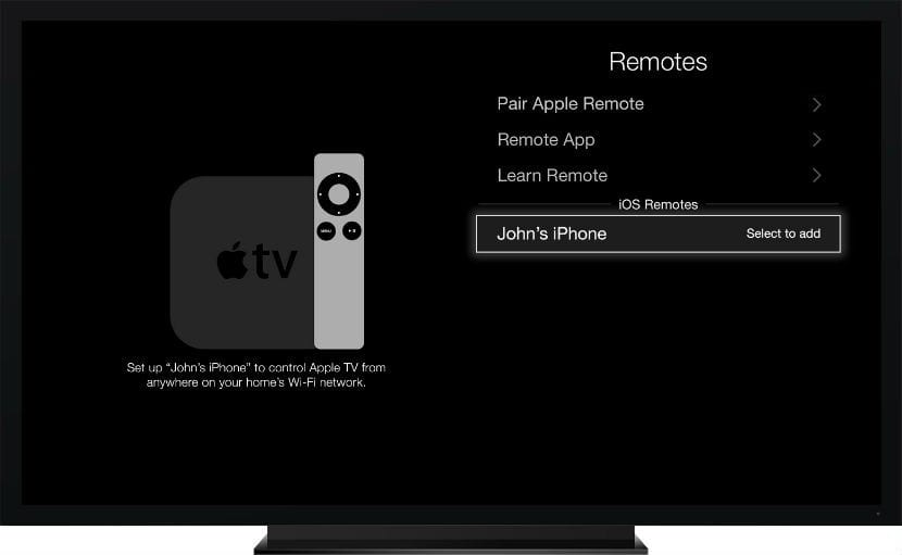 remote app apple tv 3