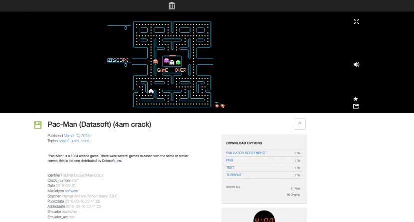 Apple II-juegos-emulador-1