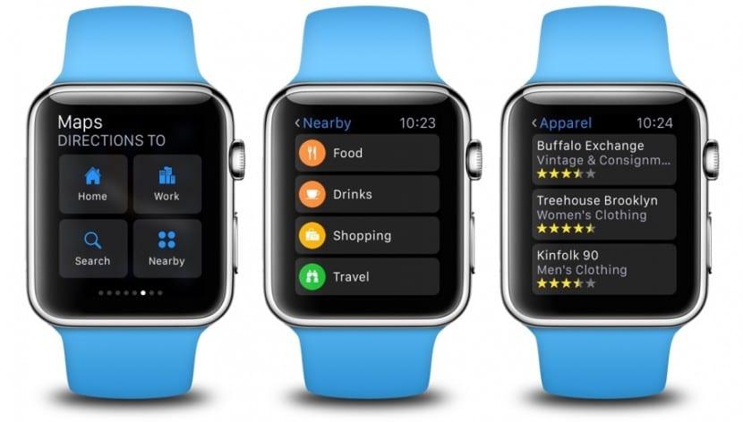 Apple Watch-watch os 2.2-beta 6-1