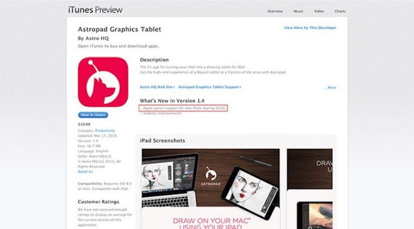 Astropad-iPad