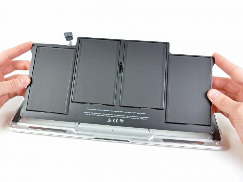 Batería MacBook
