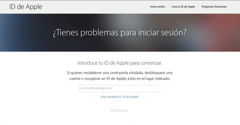 Recuperar contraseña-Apple ID-1