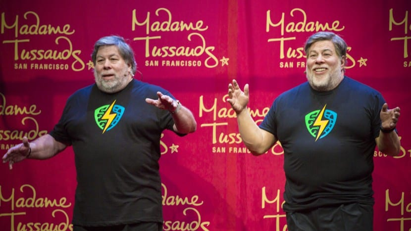 Steve Wozniak-figura de cera-Madam Tusseauds-comic con-1
