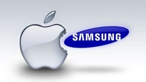 apple mordisco samsung