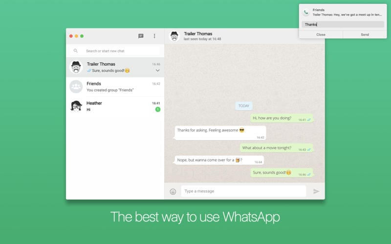 freechat-for-whatsapp