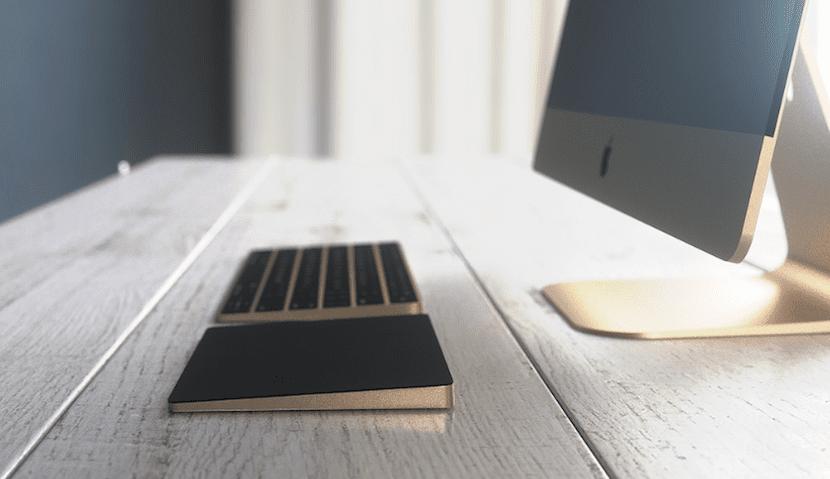 iMac-dorado