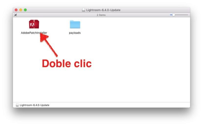 Instalar app en OS X