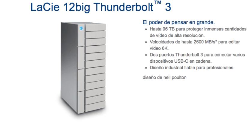 Lacie 12big-RAID-Thunderbolt 3-2