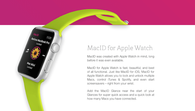 MacID-para-Apple-watch