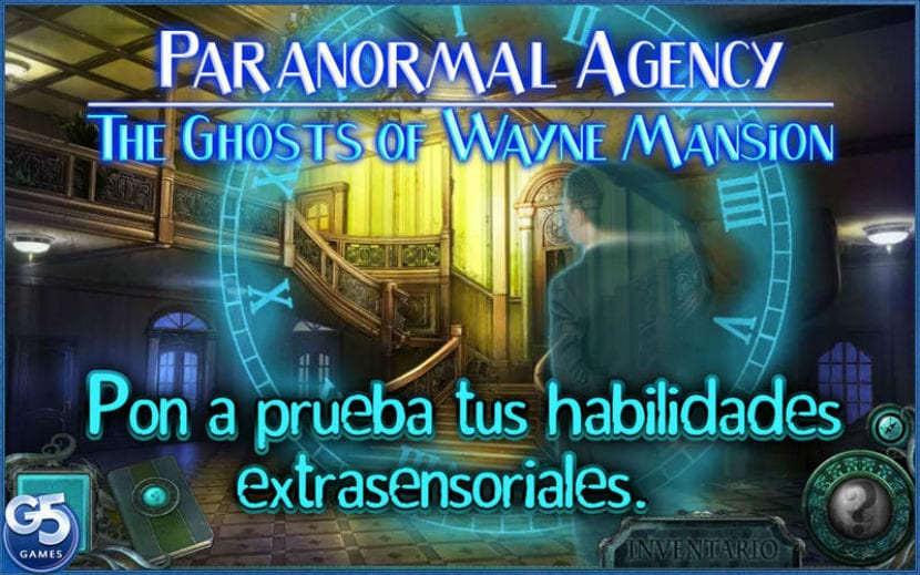 Paranormal Agency: The Ghosts of Wayne Mansion
