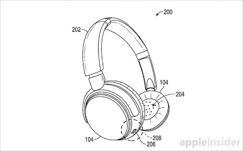 Patente-auriculares-apple-conexión