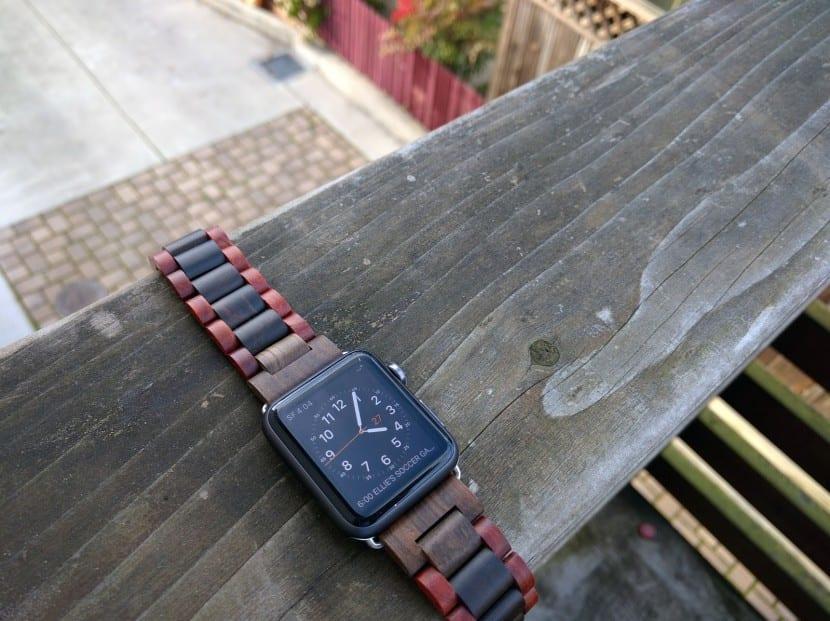 Sandalwood Ottm for Apple Watch