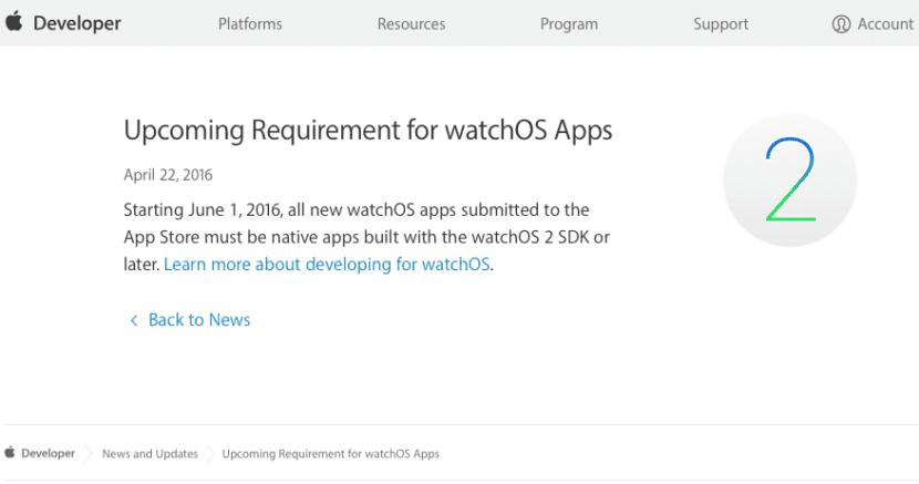 WatchOS 2-aplicaciones-0