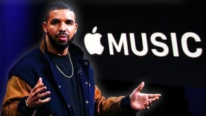 drake apple music