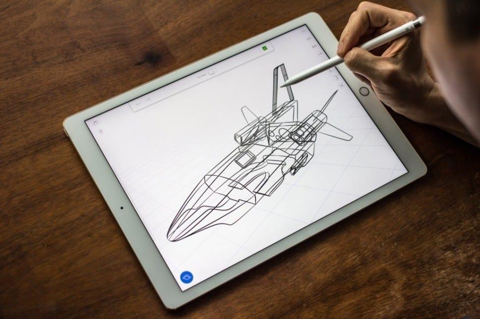 realizar 3d con nuestro ipad