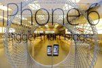 ventas iphone caen apple