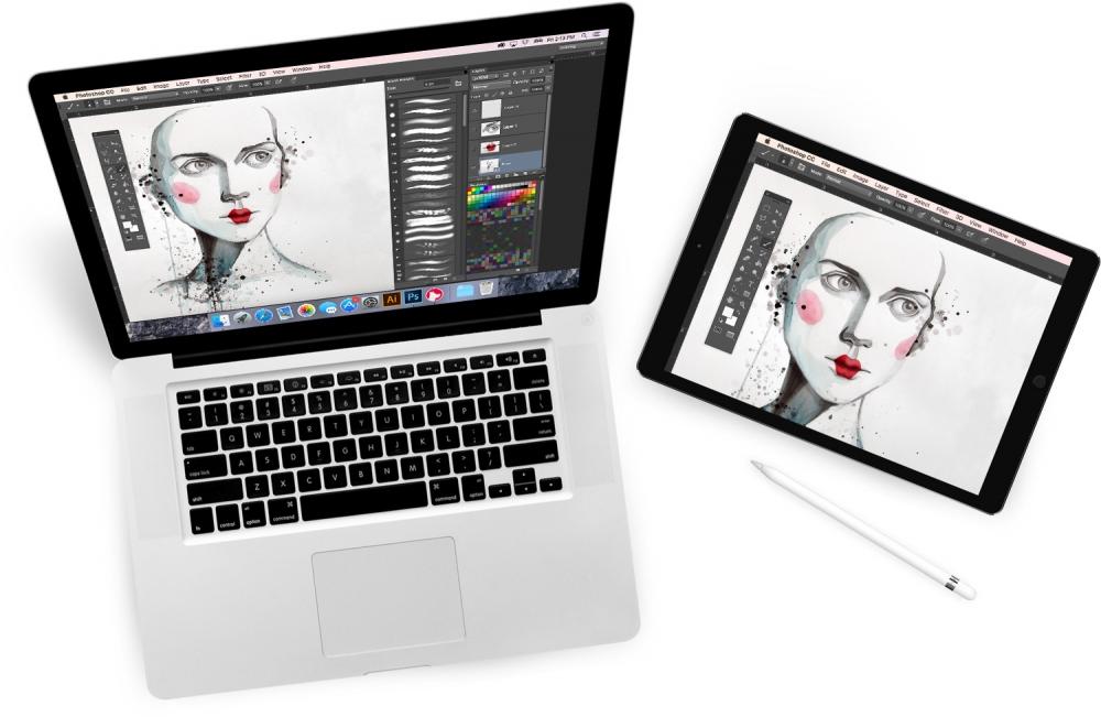 Astropad une iPad Pro y Mac