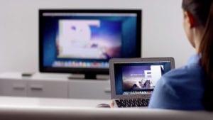 Airplay Mac OS X y Samsung TV