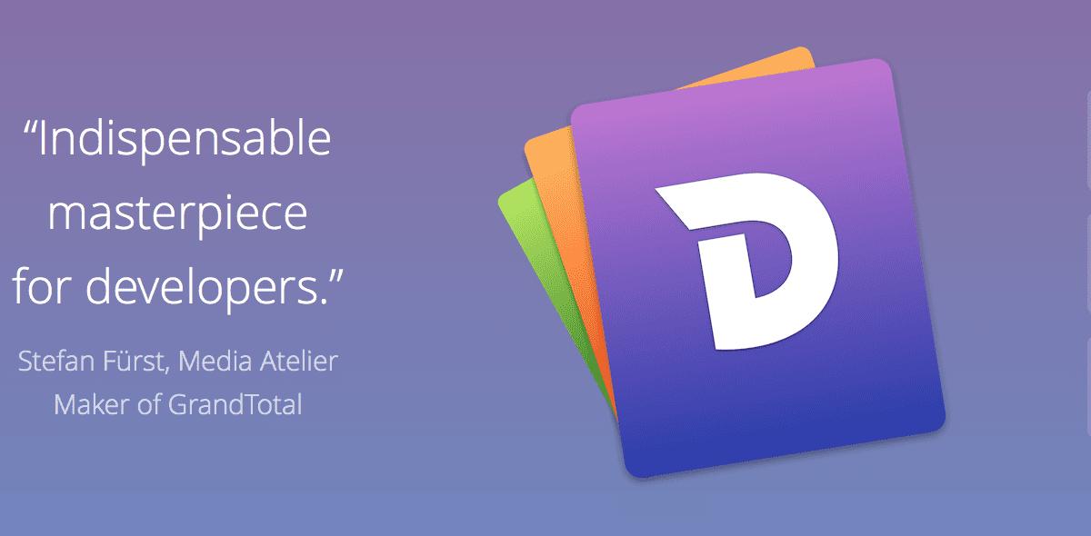 Logo de Dash para Mac