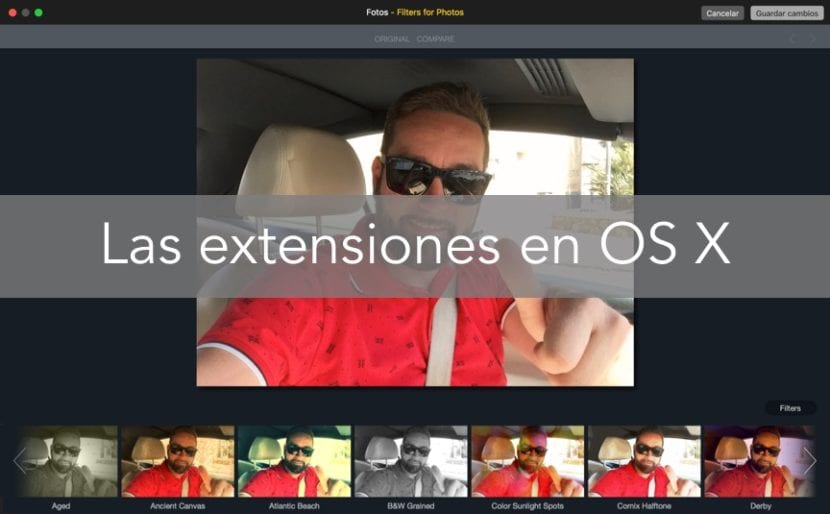 Extensiones-OSX